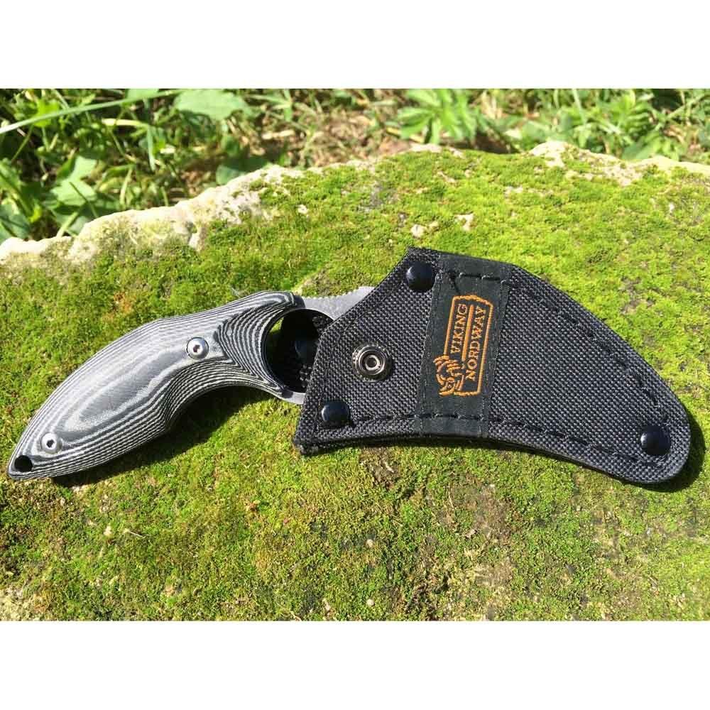 Фото 7 - Нож керамбит K098 от Viking Nordway