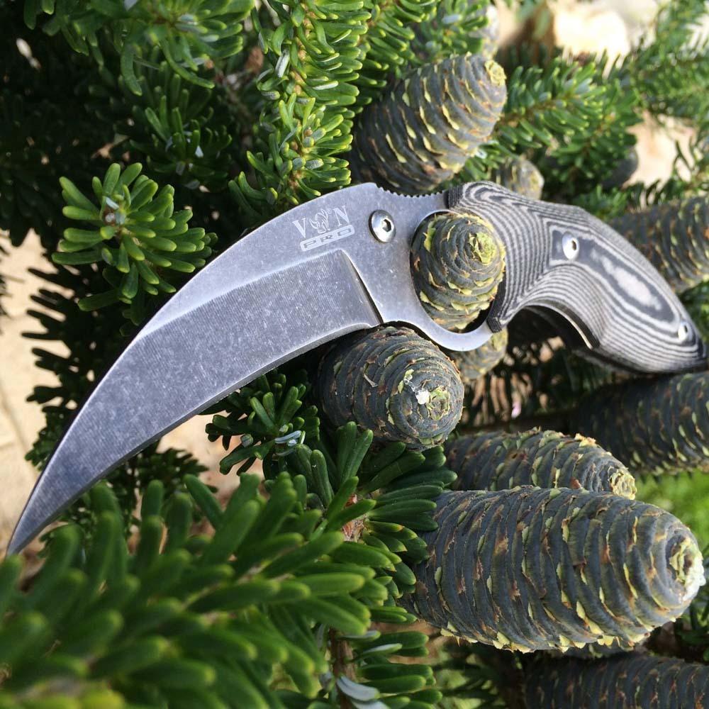 Фото 8 - Нож керамбит K098 от Viking Nordway