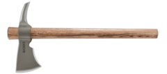 Топор CRKT 2735 Woods Kangee T-hawk, сталь 1055 Carbon, рукоять гикори, фото 8