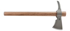 Топор CRKT 2735 Woods Kangee T-hawk, сталь 1055 Carbon, рукоять гикори, фото 9