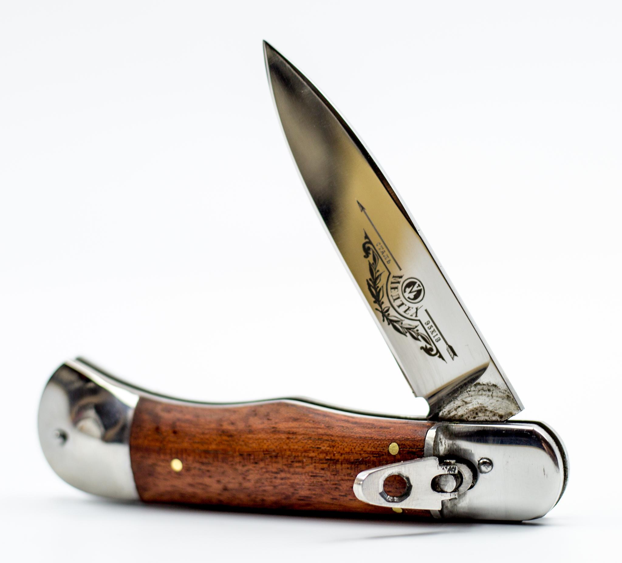 Выкидной нож Фантомас