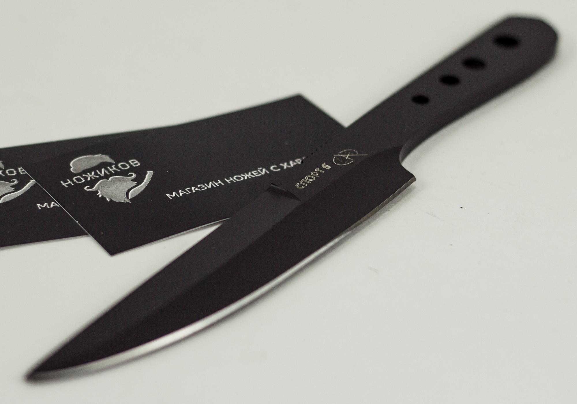 Фото 5 - Метательный нож Спорт-5 0831B от Pirat