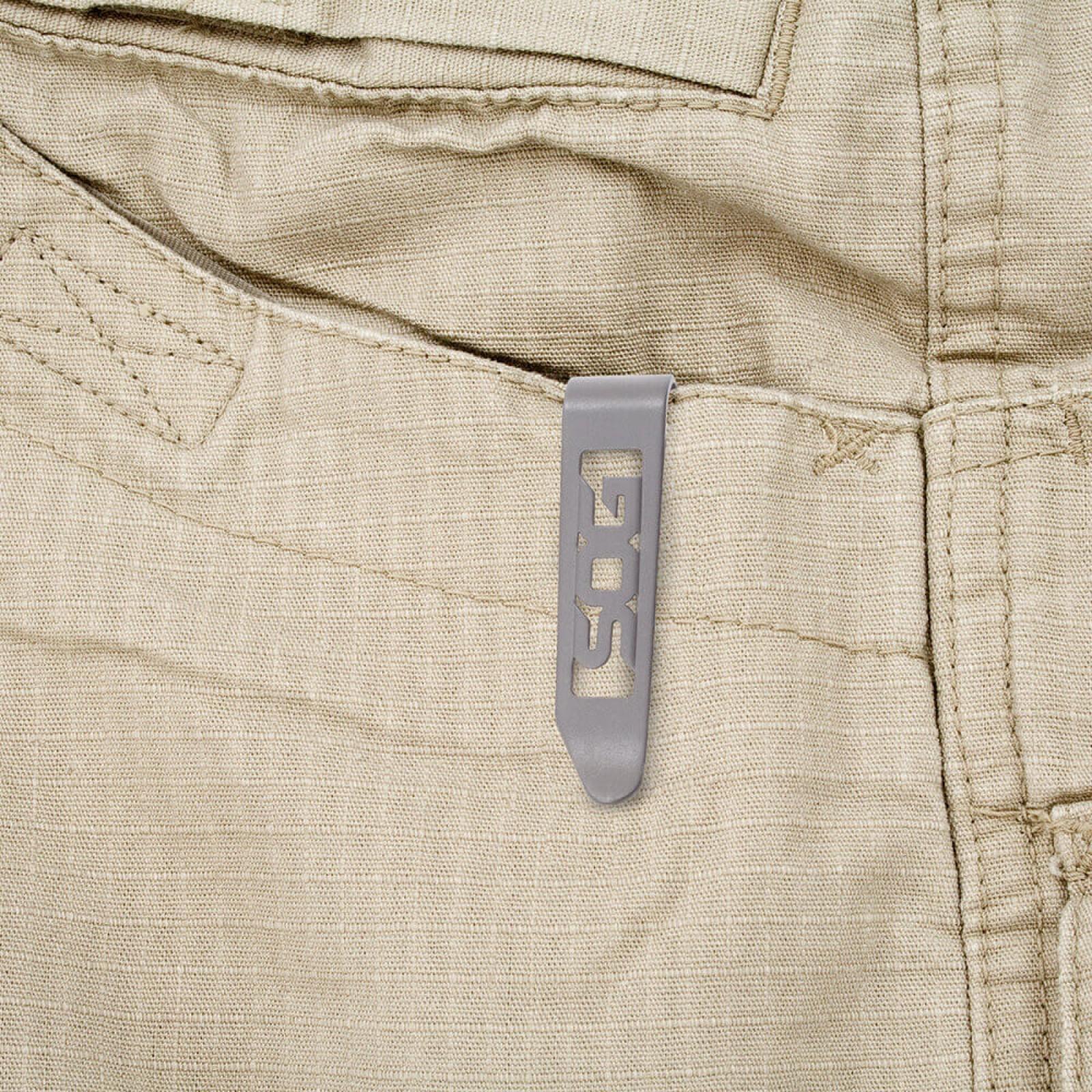 Фото 14 - Складной нож TRIDENT - SOG TF2, сталь AUS-8, рукоять термопластик GRN