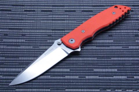 Нож складной Fantoni, HB01, William (Bill) Harsey Design-2, FAN/HB01SwOr, сталь CPM-S30V, рукоять стеклотекстолит G-10. Вид 3