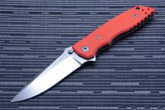 Нож складной Fantoni, HB01, William (Bill) Harsey Design-2, FAN/HB01SwOr, сталь CPM-S30V, рукоять стеклотекстолит G-10, фото 3