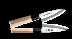 Нож Деба Narihira Tojiro 105 мм, сталь AUS-8, рукоять дерево