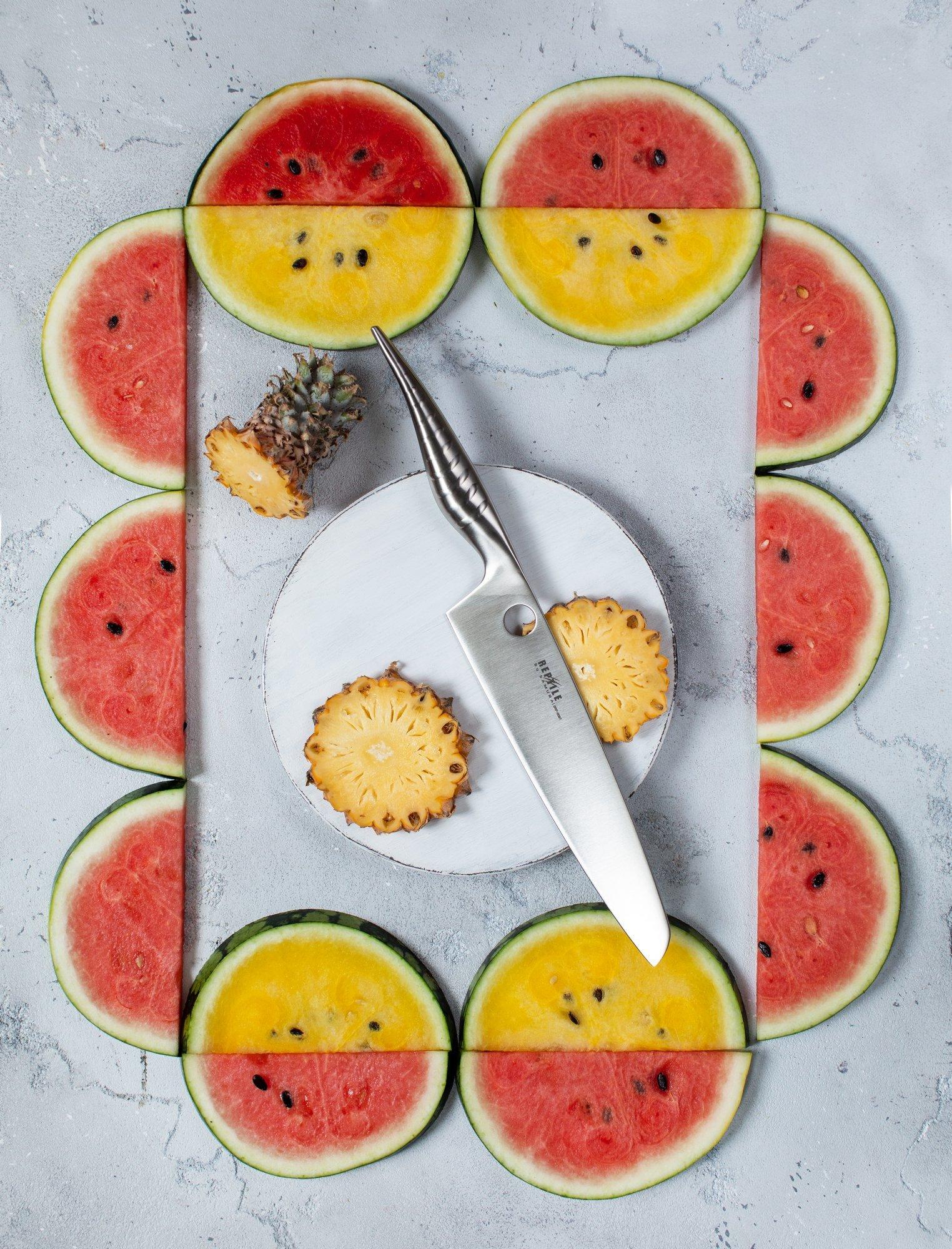 Фото 3 - Нож кухонный
