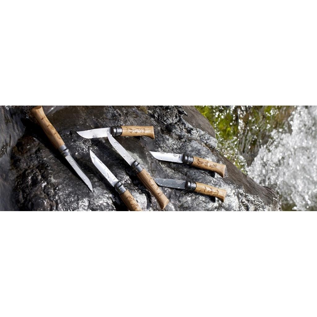 Фото 7 - Набор ножей складных Opinel №8 VRI Animalia из 6 штук