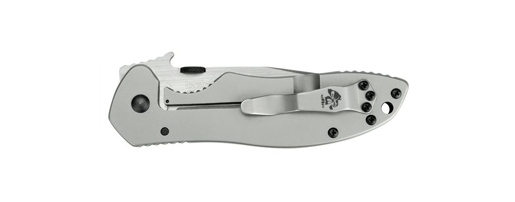 Фото 4 - Складной нож Kershaw Emerson CQC-6K K6034, сталь 8Cr14MoV, рукоять сталь/G-10