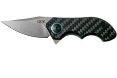 Складной нож Zero Tolerance 0022, сталь CPM-20CV, рукоять титан/карбон, фото 1