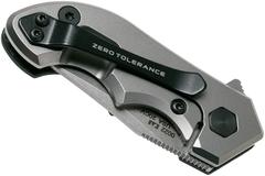 Складной нож Zero Tolerance 0022, сталь CPM-20CV, рукоять титан/карбон, фото 4