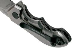 Складной нож Zero Tolerance 0022, сталь CPM-20CV, рукоять титан/карбон, фото 5