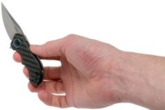 Складной нож Zero Tolerance 0022, сталь CPM-20CV, рукоять титан/карбон, фото 8