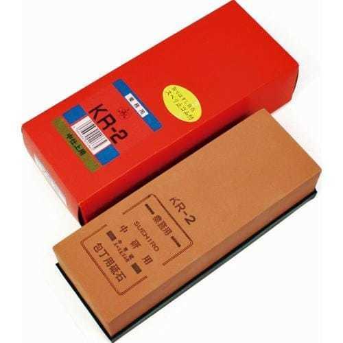 Водный точильный камень для ножей Suehiro #1000 на подставке, 206x75x50 мм водный точильный камень для заточки инструментов suehiro 1000
