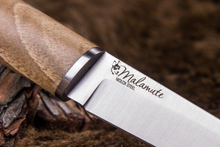 Фото 11 - Нож Malamute Niolox SW, Кизляр от Kizlyar Supreme