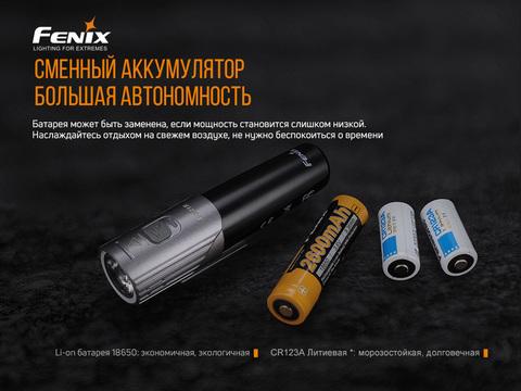 Велофара Fenix BC21R V2.0. Вид 11