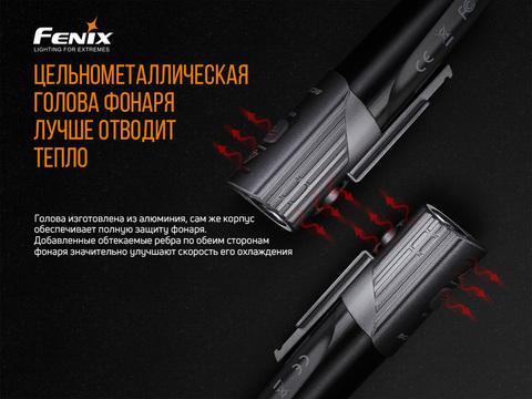 Велофара Fenix BC21R V2.0. Вид 12
