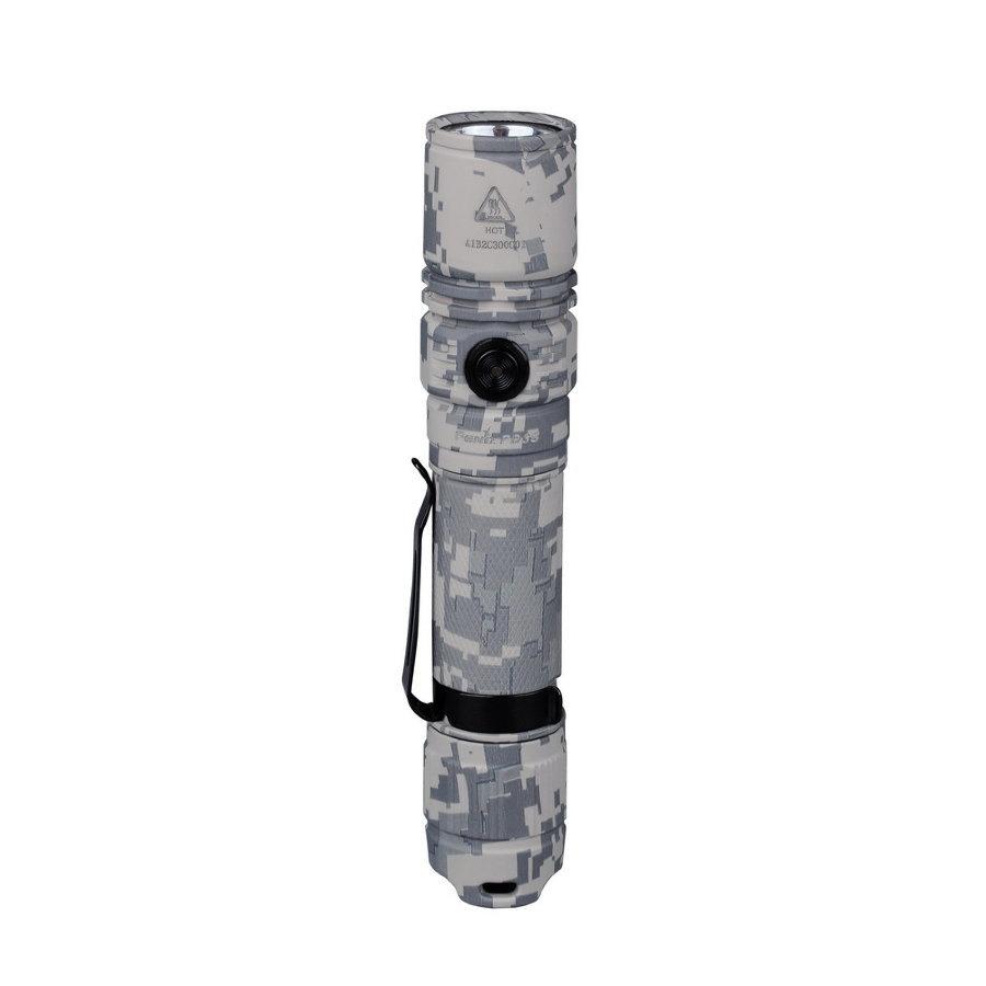 Обновлённый Фонарь Fenix PD35 V2.0 UCP Digital Camo Edition