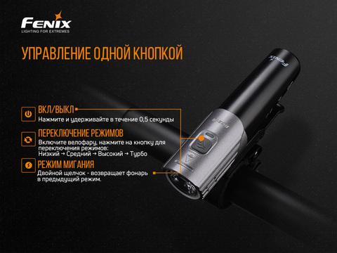 Велофара Fenix BC21R V2.0. Вид 15