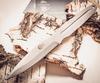 Нож метательный «Удар», из нержавеющей стали 65х13 - Nozhikov.ru
