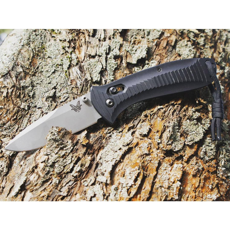 Фото 6 - Нож складной Benchmade 520 Presidio, сталь 154CM, рукоять алюминий