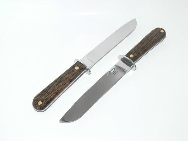 Фото 16 - Нож Окопник-2 95Х18, венге от Фабрика Баринова