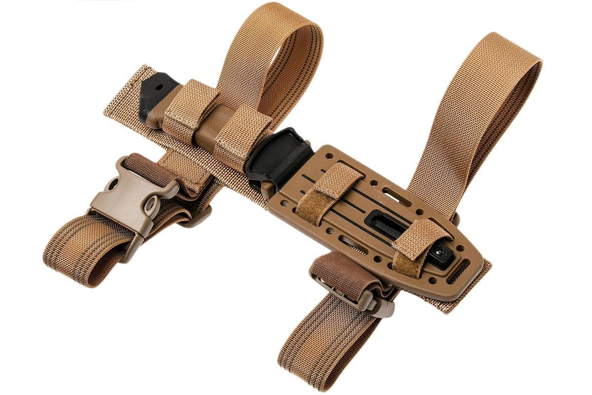 Фото 12 - Нож с фиксированным клинком Gerber LMF II, сталь 420HC, рукоять термопластик GRN
