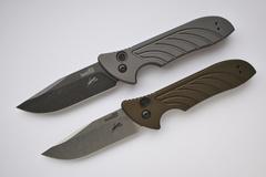 Складной автоматический нож Kershaw Launch 5 K7600OL, сталь CPM 154, рукоять алюминий, фото 8