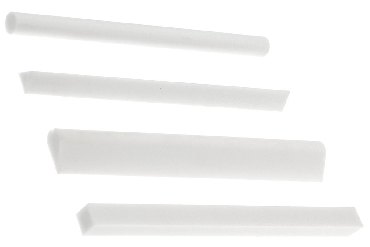 Фото 9 - Набор керамических камней (alumina ceramic) Spyderco CERAMIC FILE SET Fine Grit, 400F
