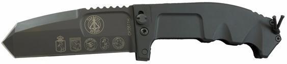 Складной нож+набор для выживания Extrema Ratio RAO Avio, сталь Bhler N690, рукоять алюминий