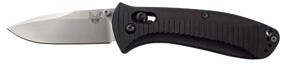 Фото 4 - Нож складной Benchmade 520 Presidio, сталь 154CM, рукоять алюминий
