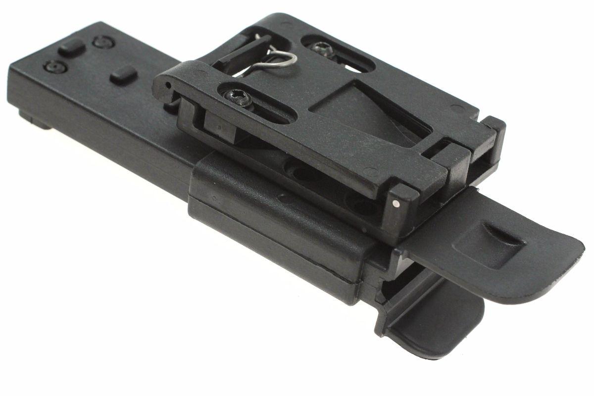 Фото 9 - Нож с фиксированным клинком Extrema Ratio Shrapnel OG Black, сталь Bhler N690, рукоять пластик