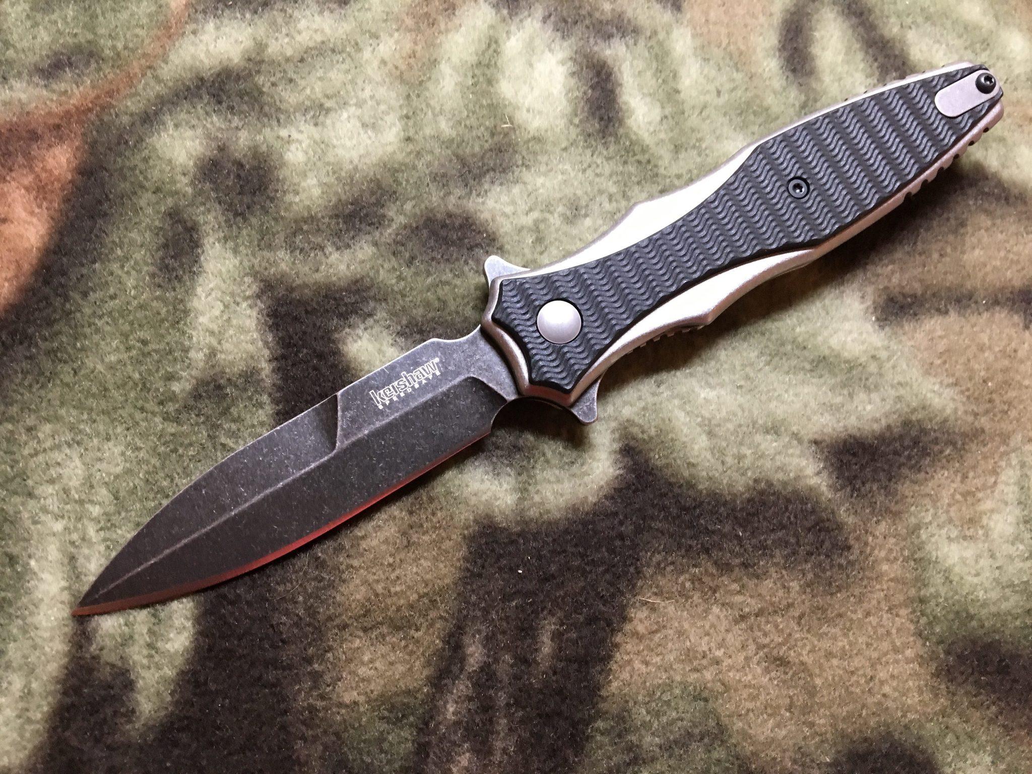 Фото 6 - Складной нож Decimus KERSHAW 1559, сталь 8Cr13MoV, рукоять термопластик GFN/нержавеющая сталь