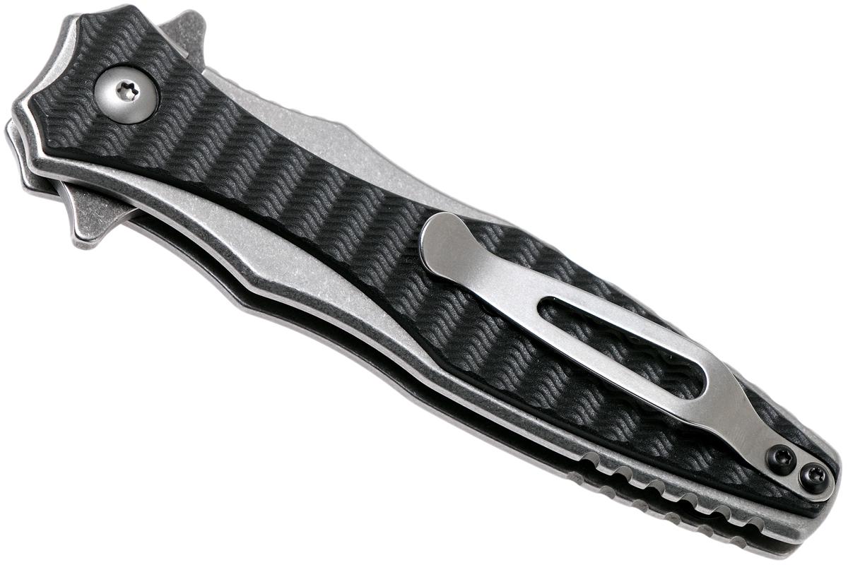 Фото 10 - Складной нож Decimus KERSHAW 1559, сталь 8Cr13MoV, рукоять термопластик GFN/нержавеющая сталь