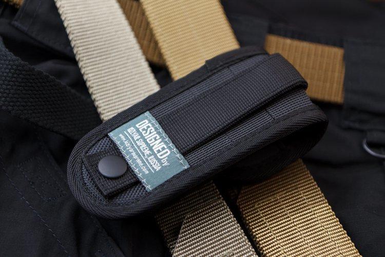 Фото 8 - Чехол для складного ножа AMP1 Cam, большой от Noname