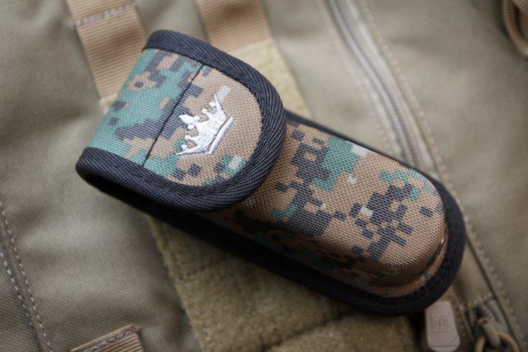 Фото 5 - Чехол для складного ножа AMP1 Cam, большой от Noname