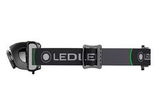 Фонарь светодиодный налобный LED Lenser MH6, черный, 200 лм, аккумулятор, фото 4