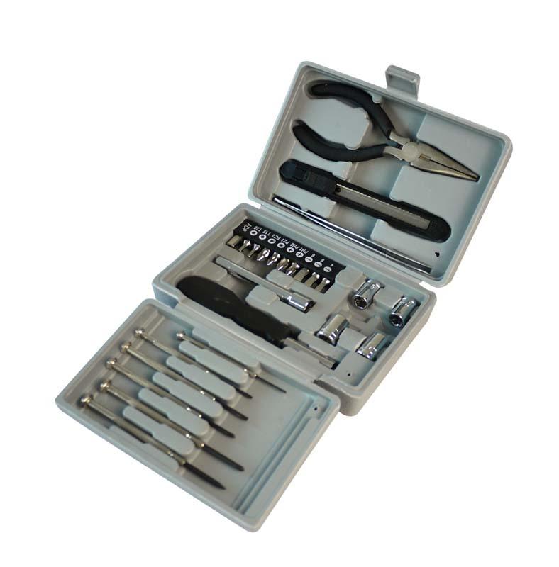 Набор инструментов Stinger W0402, 26 предметов, пластиковый кейс цена