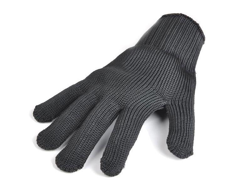 Кевларовые перчатки Black Force от China Factory