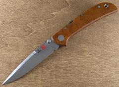 Нож складной Al Mar Eagle Ultraligh, сталь VG-10 / Laminated 420J2 Talon, рукоять микарта, фото 5