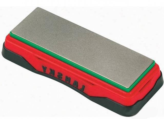 Фото 3 - Точилка для ножей Diamond Benchstone, Lansky, LNLDB6F, FINE 600 GRIT