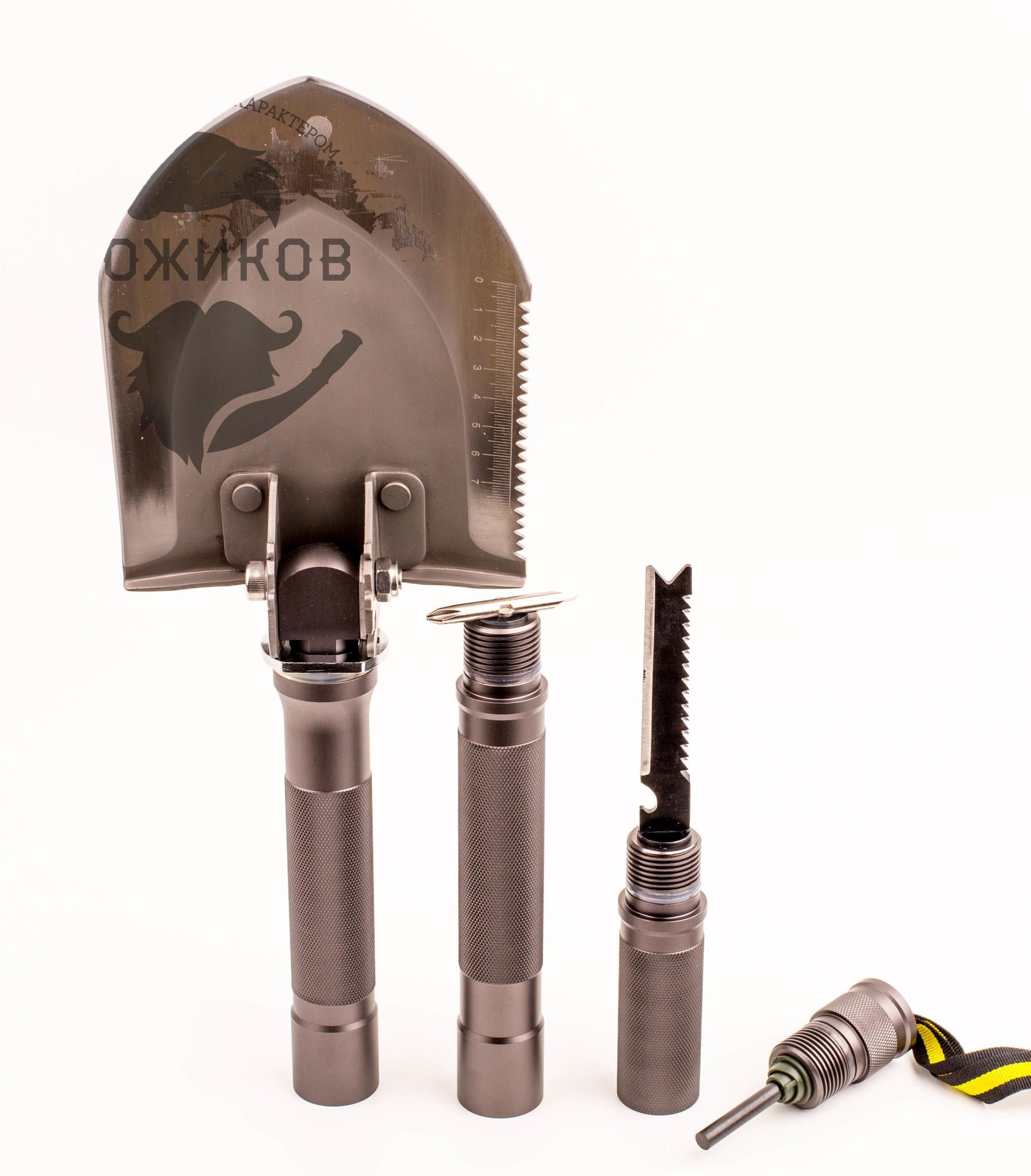 Фото - Многофункциональная лопата для выживания Kyson 13-в-1 многофункциональная лопата для выживания 10 в 1