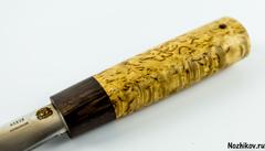 Нож Якутский Быхах 05, 95Х18, фото 3