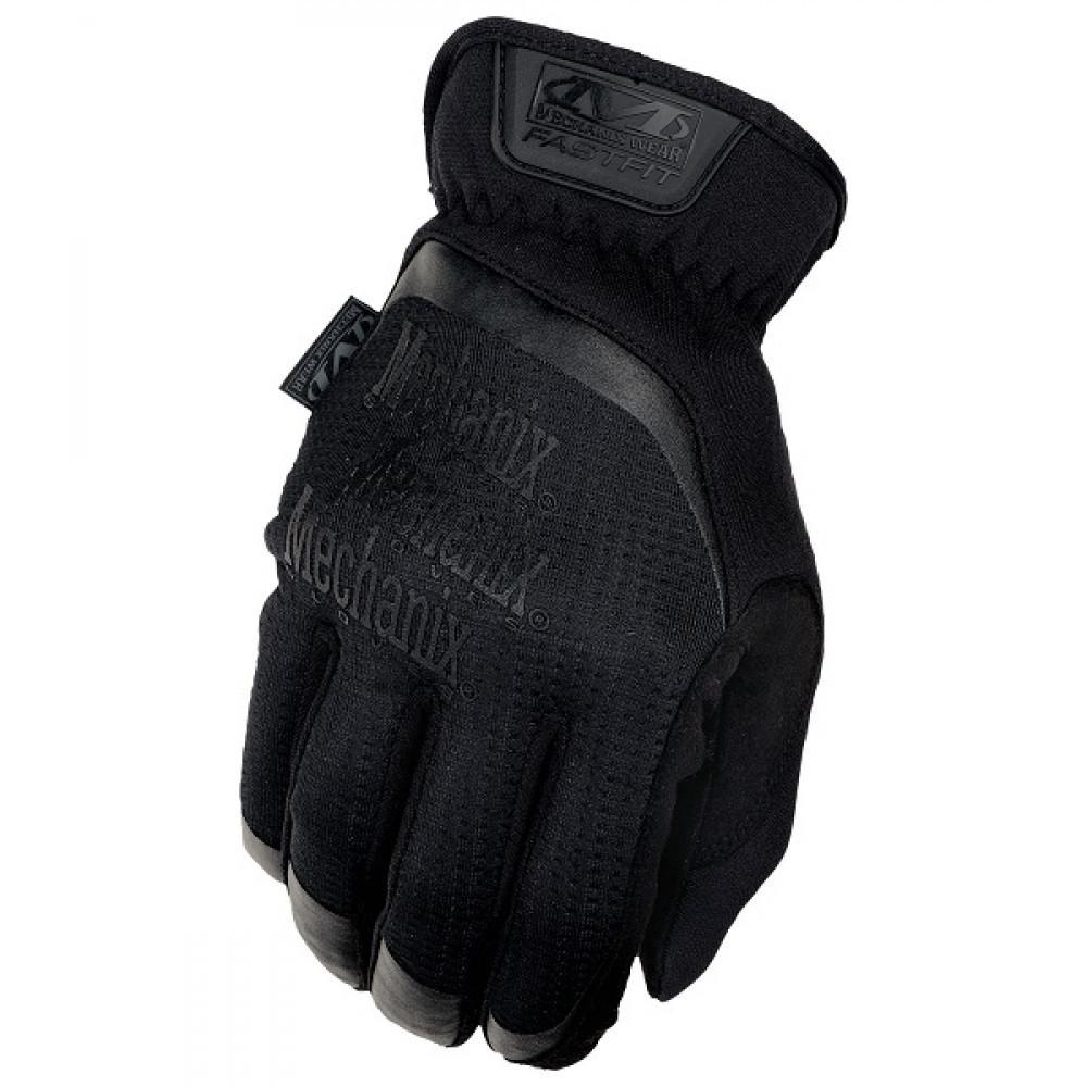 Перчатки MW TS FastFit Hi-Dexterity 0.5 mm Covert, Black от Mechanix Wear