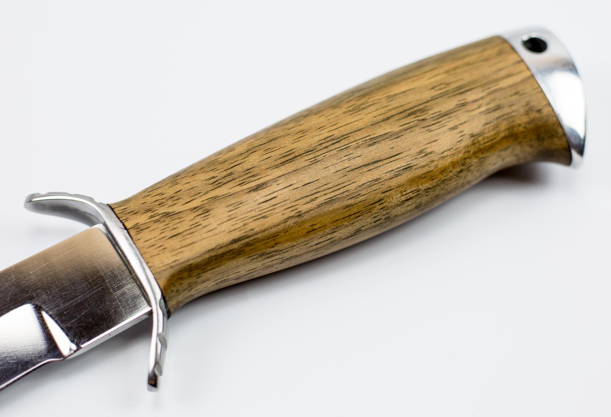 Фото 9 - Нож Смерч-2, 65Х13 от Павловские ножи