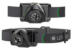 Фонарь светодиодный налобный LED Lenser MH6, черный, 200 лм, аккумулятор, фото 11