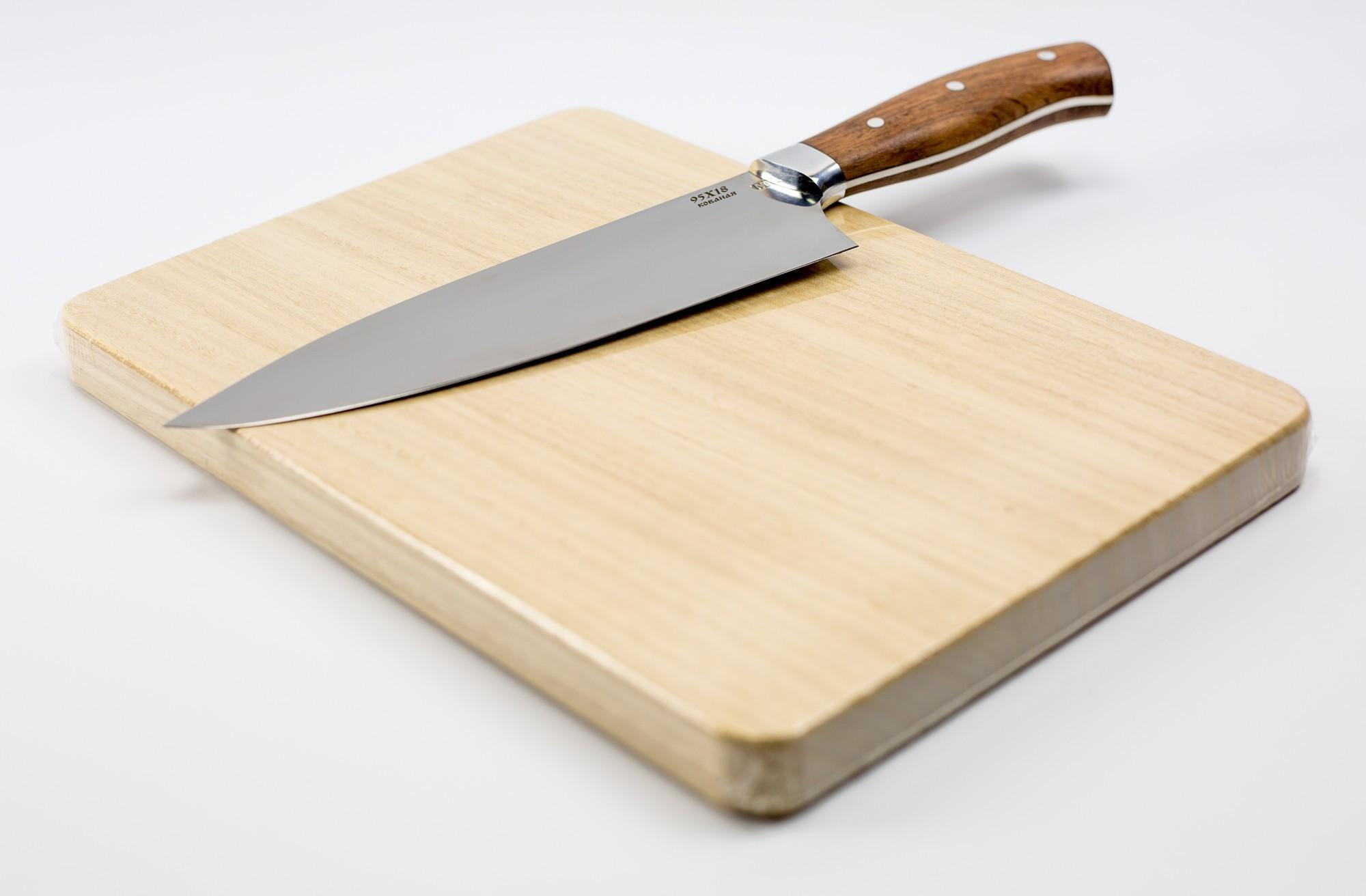 Фото 8 - Доска разделочная (Table size) , 270*190*20мм, Hatamoto
