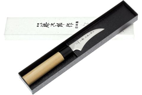 Кухонный нож для чистки овощей, Zen, TOJIRO, FD-560, сталь VG-10, в подарочной коробке. Вид 2