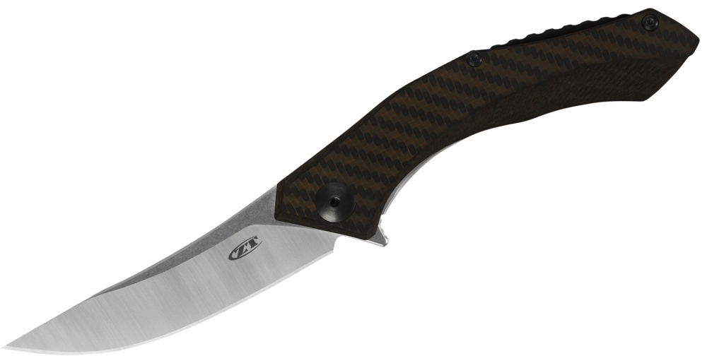 Нож складной Zero Tolerance 0460, сталь S35VN, рукоять титан/карбон