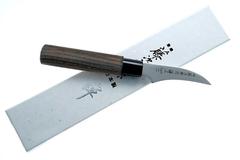 Кухонный нож для чистки овощей, Zen, TOJIRO, FD-560, сталь VG-10, в подарочной коробке, фото 4